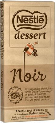 NESTLE DESSERT Chocolat Noir - Prodotto - fr