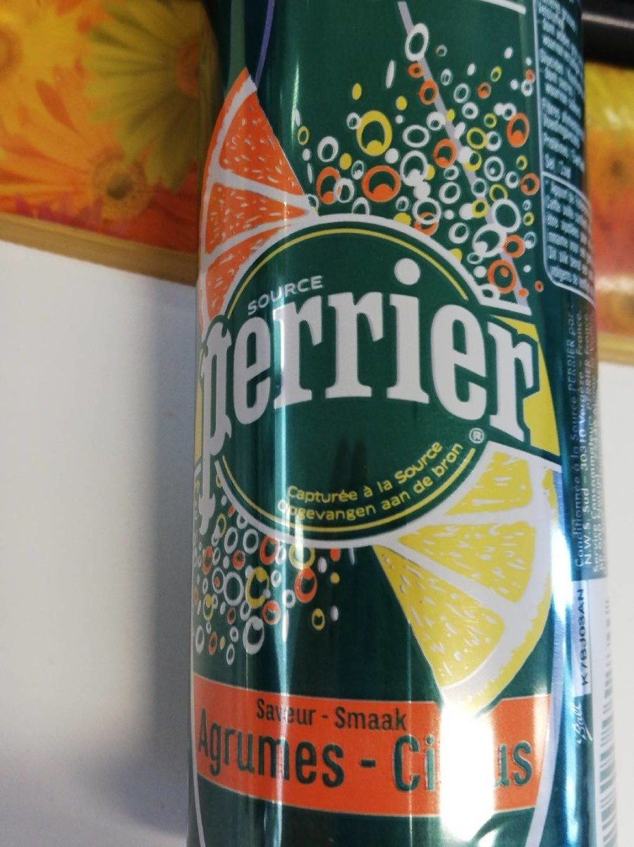 Perrier Agrumes - Product