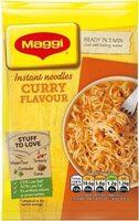 3 Minute Instant Curry Flavour Noodles - Product - en