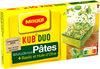 MAGGI Bouillon KUB DUO Pâtes Basilic - Product