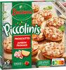 BUITONI PICCOLINIS mini-pizzas surgelées Jambon Fromage 9x30g ( - Product