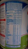 GUIGOZ Gest 3 800g dès 1 an - Informations nutritionnelles - fr