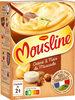 MOUSLINE Purée Crème Muscade (3x65g) - Produit