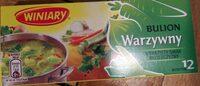 Bulion warzywny - Produkt