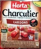 Lardons Charcutier fumage traditionnel découpe n°2 - Product