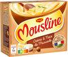 MOUSLINE Purée Crème Muscade Format Individuel (4x31,25g) - Product