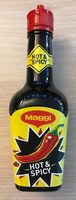 Maggi Hot & Spicy - Product - fr