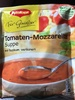 Tomaten-Mozzarella Suppe - Produit