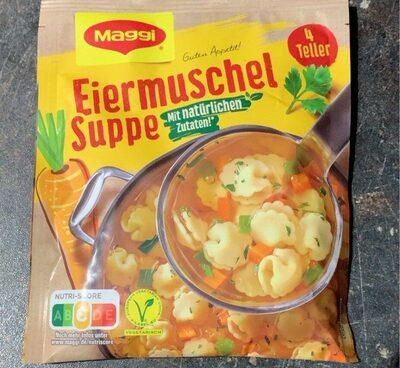 Eiermuschel-nudelsuppe - Produkt - de