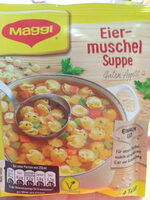 Eiermuschel Suppe - Produkt