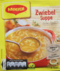 Zwiebel Suppe - Product