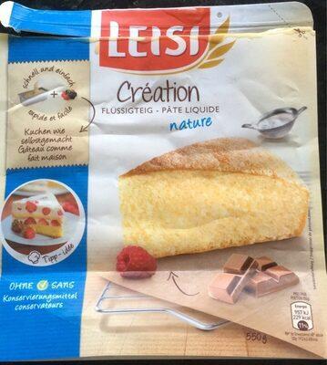 Création pâte liquide - Product - fr