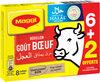 MAGGI Bouillon goût Bœuf Halal 6+2 tablettes - Product