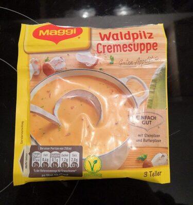 Maggi Guten Appetit! Waldpilz Cremesuppe 52 g - Produit