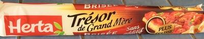 Pâte brisée Trésor de Grand-Mère - Produkt - fr