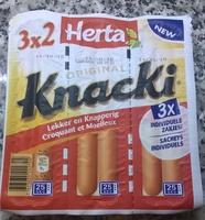 Original Knacki - Product