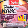 Tendre Noix à la Broche cuisiné aux Figues - Product