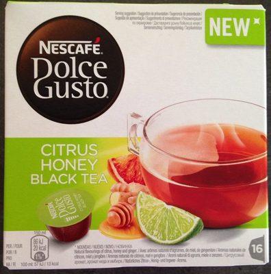 Dosette Nestle Nescafé Tea Citrus Honey - Product