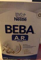 Beba AR - Produkt - fr