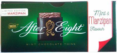 After Eight Mint & Marzipan Flavour - Produkt