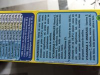 Nesquik riz et chocolat sans gluten - Ingredients