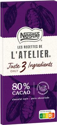 80% Cacao - Produit - fr