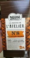 Recettes de l'Atelier N°8 Eclats de Caramel - Produit - fr