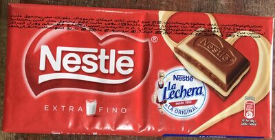 Nestle extrafino con cremoso relleno La Lechera - نتاج - fr