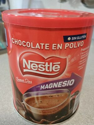 Chocolate en polvo con magnesio - Produto - es