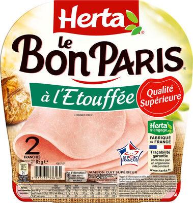 LE BON PARIS à l'étouffée - Produit - fr