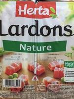 Lardons nature - Prodotto - fr