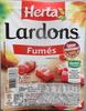 Lardons fumés Herta - Produit