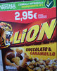 Nestle' Cereali Lion GR. 400 - Product