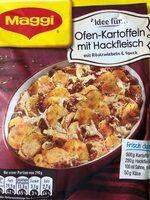 Ofen Kartoffeln - Product - de