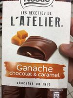 Les Recettes de l'Atelier - Chocolat au Lait Ganache Chocolat et Caramel - Producto
