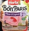 Le Bon Paris Plaisir & Légèreté (Moins de 2% de MG) - Product