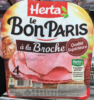 Le Bon Paris à la Broche - Product