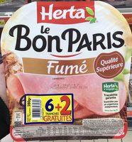 Le Bon Paris Fumé (6+2 gratuites) - Product