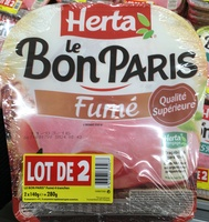 Le Bon Paris Fumé (lot de 2) - Produit