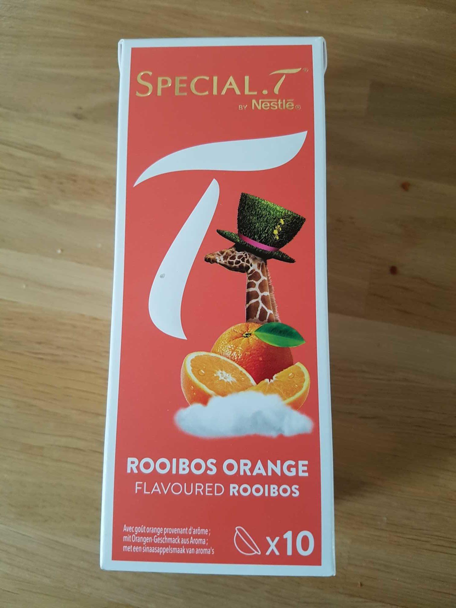 Rooibos orange - Product