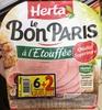 Le Bon Paris à l'Étouffée (6+2 gratuites) - Product