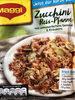 Zucchini Reis-Pfanne - Product