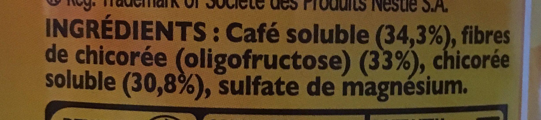 Ricoré - Ingrédients - fr
