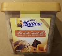 Chocolat Caramel Sauce Caramel Beurre Salé - Produit
