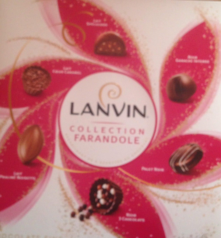 Lanvin Ass. col. farandole - Product