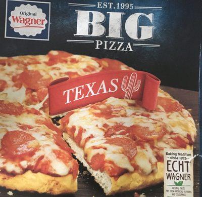 Big Pizza, Texas - Produit