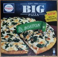 Big Pizza Boston - Product