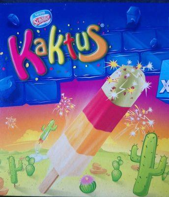 Kaktus glaces à l'eau - Produkt - fr