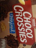 Choco Crossies Original - Produit