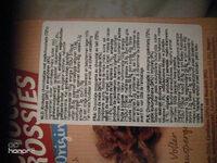Choco Crossies Original - Ingrédients
